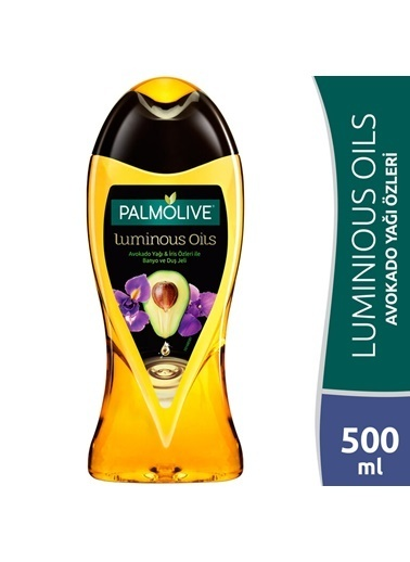 Palmolive Palmolive Luminous Oils Avokado Nemlendirici Duş Jeli 500 ml Renksiz